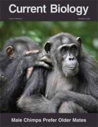 21 November 2006 Current Biology cover
