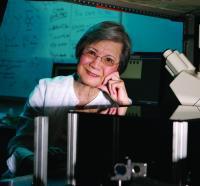 Mamie Moy, University of Houston