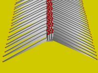 Growing Nanowires Horizontally Yields New Benefit: 'Nano-LEDs' (2 of 3)