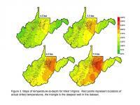 West Virginia Geothermal Resource