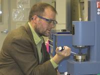 Patrick Kiser, University of Utah Bioengineer