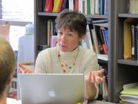 Professor Eugenia Etkina, Rutgers University (2 of 2)