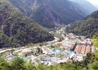 Wolong Landslide -- After