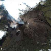 Indonesia's Merapi Volcano