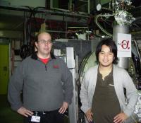 Rob Thompson and Makoto Fujiwara, University of Calgary