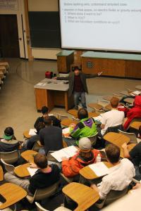 College Physics Class