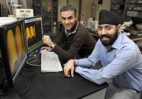 Sumit Chaudhary and Kanwar Singh Nalwa, Iowa State University