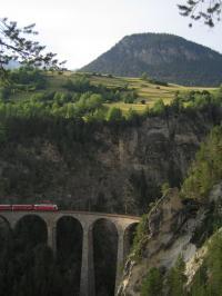 Alpine Gorge