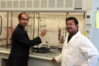Sourav Saha and Samit Guha, Florida State University