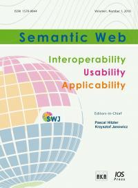 <i>Semantic Web</i> Cover