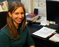 Marie-Helene Veronneau, University of Oregon