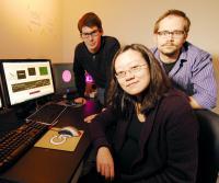 Jeffrey Stirman, Hang Lu and Matthew Crane, Georgia Tech