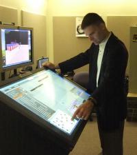 Prototype Touch Kiosk