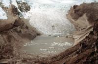Qori Kalis Glacier, Andes of Peru
