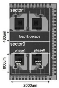 DC-DC Converter Chip