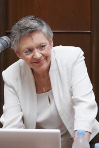 Professor Fran�oise Barr�-Sinoussi, Institut Pasteur