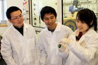 Yadong Yin, Le He and Yongxing Hu, University of California - Riverside