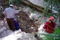 Ancient Maya Reservoir at Tikal