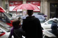 Rain in Iberian Peninsula
