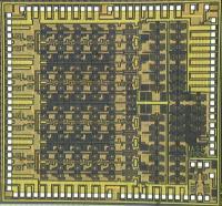 UWB Radar Chip