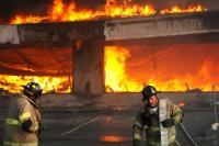 Charleston Fire 2007