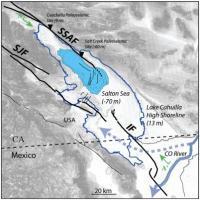 Salton Sea Map