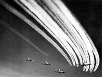 B-17 Contrails