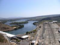 UHE FURNAS Dam, Brazil