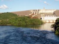 APM Manso Dam, Brazil