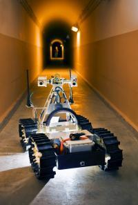 Gemini-Scout Robot