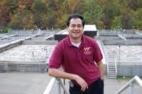 Sunhil Sinha, Virginia Tech