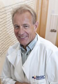 Professor Mervyn Bibb, John Innes Centre