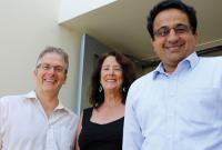 Craig Hawker, Maureen Evans, and Ram Seshadri,    University of California - Santa Barbara