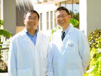 Michael Wang and Li-Qun Gu, University of Missouri School of Medicine