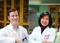 Drs. Aaron Cypess and Yu-Hua Tseng, Joslin Diabetes Center