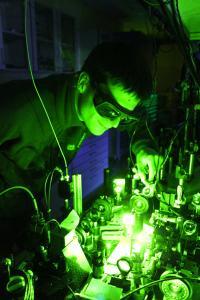 Magnesium Laser System