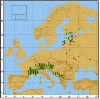<I>Boloria titania</I> Map