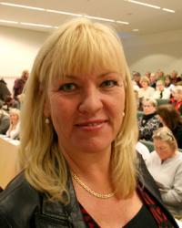 Ulrika Wolff, University of Gothenburg
