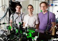 Brian DeMarco, Stanimir Kondov and William McGehee, University of Illinois