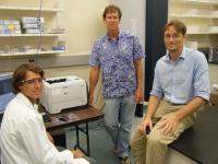 Roland Kersten, Brad Moore and Pieter Dorrestein, University of California - San Diego