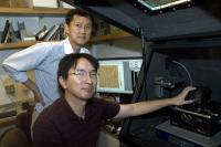 Seung-Wuk Lee and Woojae Chung, University of California at Berkeley