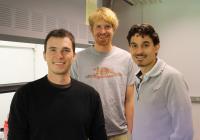 Andrew Dittmore, Dustin McIntosh and Omar Saleh, University of California - Santa Barbara