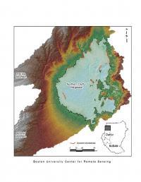 Northern Darfur Mega-Lake