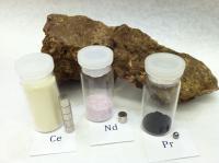 Cerium is Four Time More Abundant than Neodymium