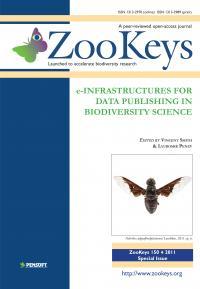 <I>ZooKeys</I> 150 Cover