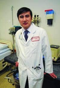 William Hsu, Joslin Diabetes Center
