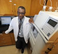 Dr. Cheedy Jaja, Georgia Health Sciences University