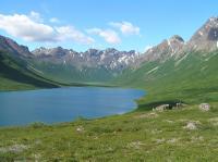 High Lake, Alaska