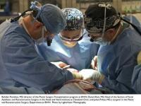 Face Transplantation: Surgery