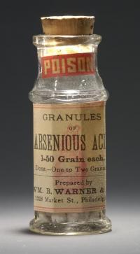 Arsenic Medicine